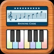 App for piano playing. All those fractional notes. App is free 1/21/12.