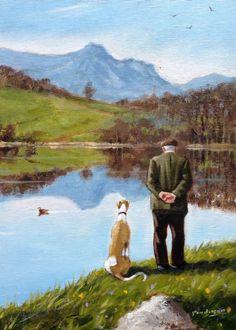 Look while life lasts... by Steve Sanderson, Blackpool Artist