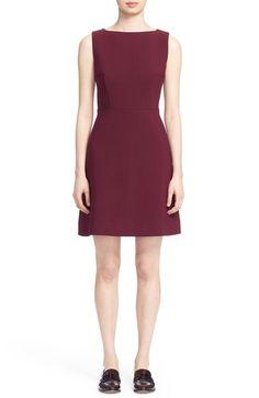 KATE SPADE Kate Spade Crepe A-Line Dress. #katespade #cloth #