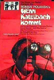 Cul-De-Sac (1966). Directed by Roman Polanski...with Donald Pleasence...at castle on Holy Island of Lindisfarne, Northumberland. Library DVD.