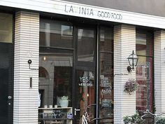 Lavinia Good Food in Amsterdam