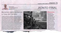 Elena, documentário de Petra Costa, é um convite para dançar com nossas memórias inconsoláveis. Minha foto, publicada no Notícias do Dia, na coluna do Carlos Damião, foi selecionada para exposição em São Paulo.