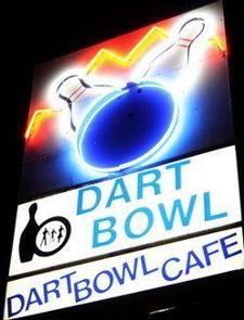 Bowling at Dart Bowl!