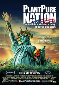 The documentary Plant Pure Nation shows that the truth is a stubborn thing. It doesn't go away. http://perfectformuladiet.com/health/plant-pure-nation-shows-health-is-ten-days-away/