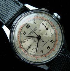 Vintage Leonidas Chronograph