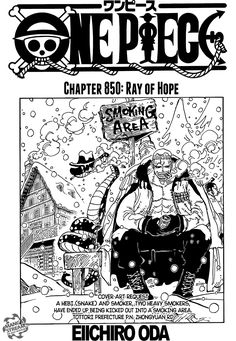 Read manga One Piece One Piece - 850 online in high quality