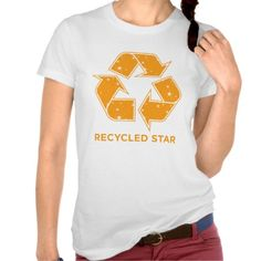 Recycled Star