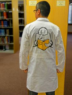 Research Department is a featured Labenga Lab Coat!      http://labenga.myshopify.com/products/research-department $47