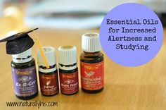 #YoungLiving Essential Oils for #Alertness and Studying ORDER HERE: www.NextGenCounseling.com/Shop
