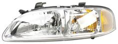2000-2001 Nissan Sentra Headlamp LH