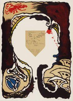 ART & ARTISTS: Pierre Alechinsky - part 2