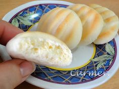 Galletas de leche condensada y harina de arroz Köstliche Desserts, Delicious Desserts, Dessert Recipes, Yummy Food, Tasty, Mexican Food Recipes, Sweet Recipes, Cookie Recipes, Gluten Free Sweets