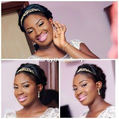 Bridal hair inspiration & ideas