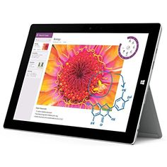 Microsoft Surface 3 4G LTE 10.8 Inch 128GB Tablet - No KeyBoard (Certified Refurbished)  https://topcellulardeals.com/product/microsoft-surface-3-4g-lte-10-8-inch-128gb-tablet-no-keyboard-certified-refurbished/  The tablet that can replace your laptop – With the ability to run desktop software, a full-size USB 3.0 port, and an integrated Kickstand, Surface 3 is the perfect productivity device for school, home, and on the go. Includes Office 365 Personal. The best of a t