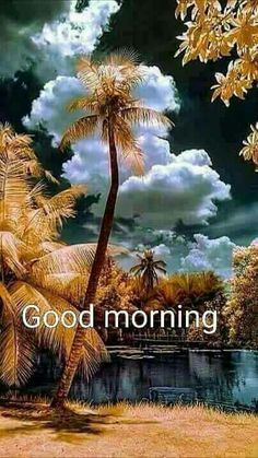 Good Morning...Have a Happy day