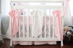 Handmade Crib Bows