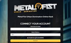 http://gamersgenerator.com/metal-fist-urban-domination-online-hack-cheats-ios-android/