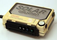 SONY WM-F107 Walkman