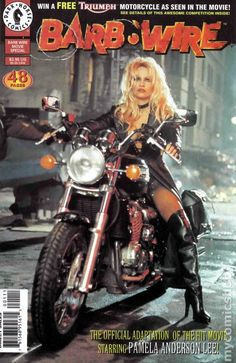 Barb Wire Movie Special (1996) 1