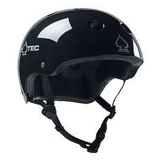 Pro Tec Classic Helmet-Blk-Gross-SM-Hardshell-EPS-Multi-Sport