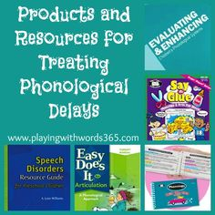 Phonological Products recs