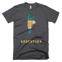 The Argentina Flag T-Shirt