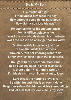 Written for a friend years ago, but have seen answered prayer!!  Blessings! V-HeismySon .jpg