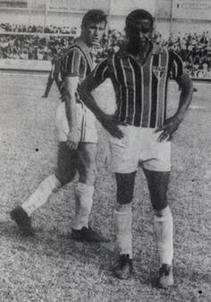 Bellini e Jurandir – Crédito revista do Esporte número 256 – 1962