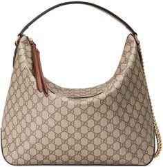 5e929dd711 GG Supreme large hobo #gucci #ShopStyle #MyShopStyle click link for more  information