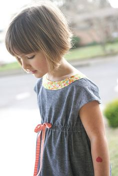 chambray roller skate dress   Flickr - Photo Sharing!