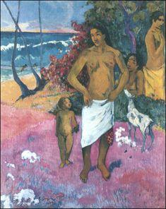 Familia tahitiana