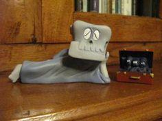 Sleeping Death by Shigeru Mizuki - Toy by Butananohana