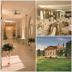 WEDDINGS AT MOTTRAM HALL, #Cheshire - De Vere Hotels | Mottram Hall is a beautiful Georgian country house estate in a fabulous parkland location and the perfect wedding reception venue. Our dedicated team of wedding planners are here to help you arrange a day you'll never forget, be it your wedding, civil ceremony or partnership. Mottram Hall also offers Rose Garden ceremonies | www.devere-hotels.co.uk/hotel-lodges/locations/mottram-hall/weddings-events #wedding...wish i lived in England!