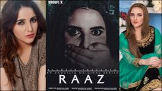 Web series 'Raaz' starring Hareem Shah drops official teaser