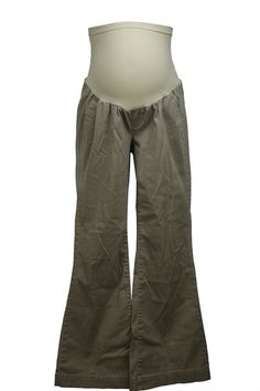 Motherhood Closet - Maternity Consignment - A Pea In A Pod Wide Leg Khaki Pants (Gently Used - Size Large), $25.00 (http://www.motherhoodcloset.com/a-pea-in-a-pod-wide-leg-khaki-pants-gently-used-size-large/)