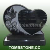 Headstone Designs   buy Granite Headstone Designs (TE-095)-China Granite Headstone Designs ...