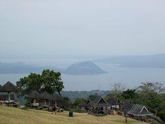"""Taal Volcano"" Tagaytay City, Philippines"