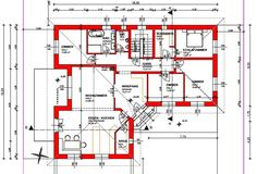 Bildergebnis für grundriss bungalow quadratisch