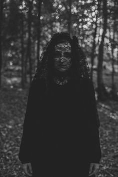 Occult horror photography in the woods by Kelly Jean Horror. All occult horror photography taken in Somerset and Bristol UK. Horror Photography, Dreads, Occult, Bristol, Over The Years, How Are You Feeling, Artist, Model, Fictional Characters