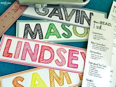 12 best personalized bookmarks