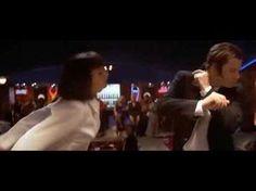 Pulp Fiction's famous dance scene