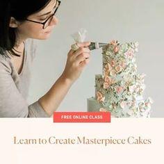 Nature Cake, Chocolate Art, Cake Decorating Tips, Sugar Art, Cake Tutorial, Cakes And More, Royal Icing, Cake Art, Cake Designs