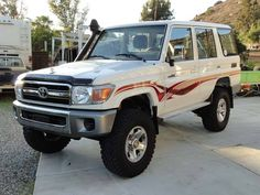 70 Series Land Cruiser, YES PLEASE :)