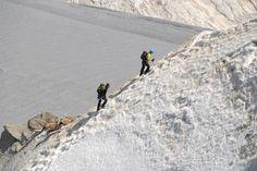 Maciço do Mont Blanc.
