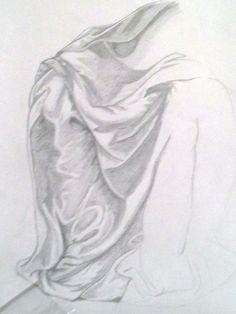 detail-sedící postava, podle L. daVinci/ detail- seated figure, by L. daVinci