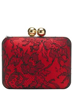 Lady in red, Red & Gold, Black & Red, Dolce & Gabbana,  2011, Spring-Summer, Black lace
