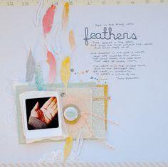 feathers by NinasDesign at Studio Calico