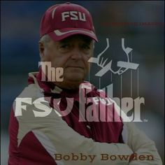 Bobby Bowden is the best