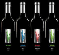 Wm Grassie Estates Wines - Woodinville, Wa - label design by Sara Nelson Design