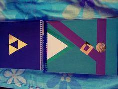Legend of Zelda notebooks  I shall attempt